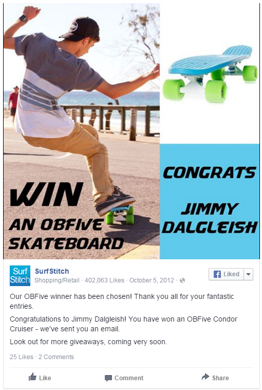 surfstitch promotion winner